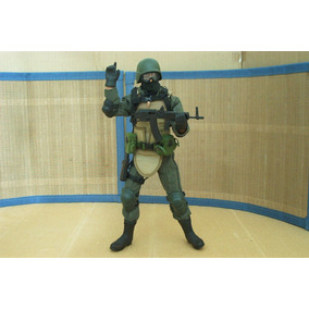 Swat Figura Tipo Joe D 12 Pulgadas 1/6 Para Compra Lee Anun