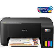 Epson L3210 Impresora Multifuncional 3 En 1 Ecotank Escaner