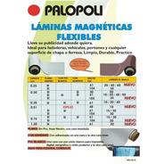 Iman Plano Rollo Ancho 0.61 X Largo 10m Palopoli Esp 0.3mm