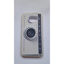 Samsung S6 Funda Protector Diseño Camara Fotografica