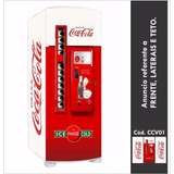 Adesivo Geladeira Máquina Coca-coca Envelopamento Skin Kit