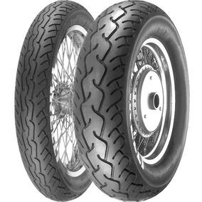 Par Pneu 170/80-15 + 120/90-17 Pirelli Mt66 Honda Shadow 750