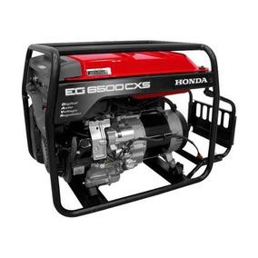 Generador Honda 6500 Watts 120-240 V