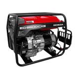 Generador De Luz Honda 6500 Watts 120-240v A Gasolina Ecomaq