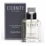 Perfume Eternity Para Hombre De Calvin Klein 100 Ml Original
