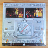 Bob Marley Babylon By Bus Vinilo Doble 2 Lp Importado 180g