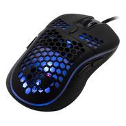 Mouse Para Jogo Led Rgb 3200 Dpi Usb Design Ergonomico Hz919
