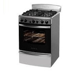Cocina Acero 4 Hornallas Orbis 968acom Aloise Virtual