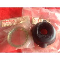 Rd350 Rd 350 Fixador Do Soquete + Placa Fixadora Novo Origin