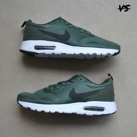 Nike Air Max Tavas Verde Para Caballeros