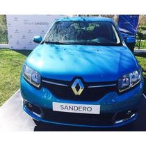 Nuevo Sandero Auto 2016 Entrega Pactada Retira Ya!!