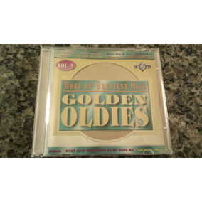 Cd : Golden Oldies - Vol. 9 - Made In Czech - Raridade