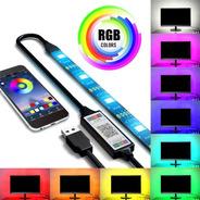 Tiktok Cinta Luces Rgb Led Colores Bluetooth