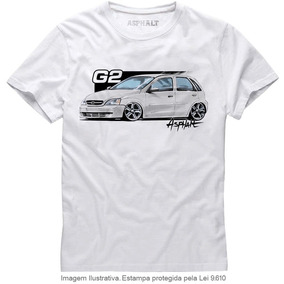 Camiseta Corsa G2 Cast Design