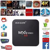 Smart Tv Box 4k Andorid 7.1 Quad-core 1g/8g Mayoreo Ele-gate