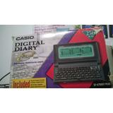 Agenda Electrónica - Casio Digital Diary