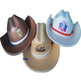 Fabrica O Chapeu Cowboy Em Eva Promocional Personalizado - Festas em ... e58e692bb9c