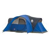 Casa De Campaña Para 8 Personas Tienda De Acampar Azul