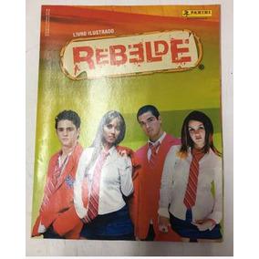 3 Álbuns Rbd Rebelde Completos
