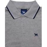 Camisa Polo Masculina Bolso Tamanhos Grandes Plus Size 537