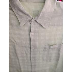 Camisa Lino 120 Hombre No Polo, Lacoste, Gucci, Graham