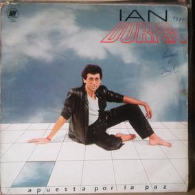 Disco Vinilo Lp Ian Duran Apuesto Por La Paz Cover Kansas