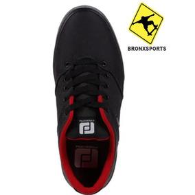Tênis Masculino Freeday Skate Flip Vulc Preto vermelho preto 4e60e6f017ddf