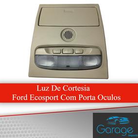 c7587f43fae70 Luz E Cortesia Com Porta Oculos - Acessórios para Veículos no Mercado Livre  Brasil