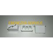 Boton Para Calefactor Eskabe Pulsador Rectangular (04552/3)