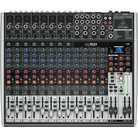 Mixer X 2222 Mesa De Som Behringer 16 Canais Xenyx X2222 Usb