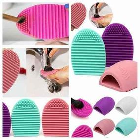 Limpiador De Brochas De Maquillaje O De Uñas Brushegg
