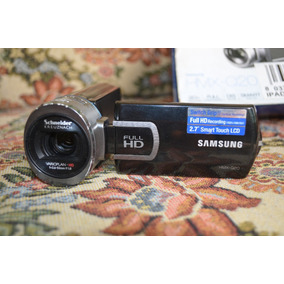 Samsung Hmx-q20 Full Hd 20x Optical Zoom 30$