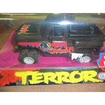 Camionete Dracula Terror Original Glasslite Antiguidade