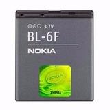 Bateria Bl-6f Nokia N95 8gb/ N98 / N79 Novo 100% Original!
