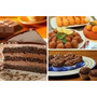 Kit Festa Para 30 Pessoas,salgados,bolos E Doces
