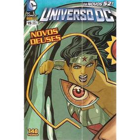 Universo Dc Vol. 15 - Novos 52 - Não Informado