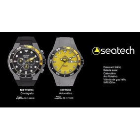 4c5413616da Relogios Orient 500 Metros Para Mergulho - Relógios no Mercado Livre ...