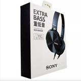 Fone Ouvido Sony Stereo Microfone Fortes Graves Potente Som