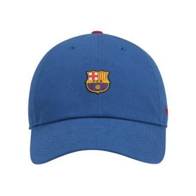 Boné Nike Barcelona Azul Original Bones Chapeus Gorros - Acessórios ... 99ac6c2b6d4