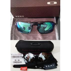Oculos De Sol Oakley Original Prata Lente Espelhada - Óculos no ... f6f6238291