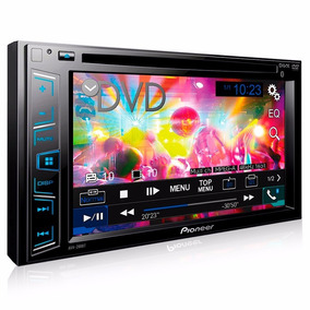 Dvd Player Automotivo Pioneer Avh-298bt Bluetooth 2din Usb