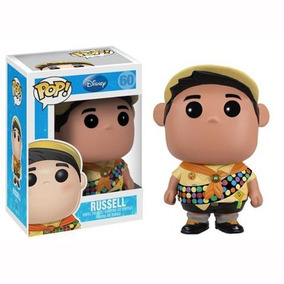 Funko Pop Disney 60 - Russell - Up - Novo