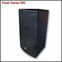 Sts D10 Bafle 250w 96db Full Range 2 Vias Woofer 10 Driver 1