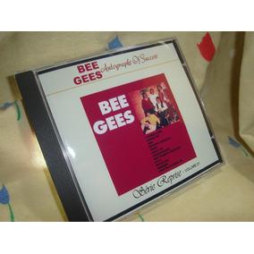 Bee Gees Autógrafos De Sucesso Cd Remasterizado Pop Romantic