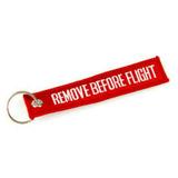 Llaveros Remove Before Flight