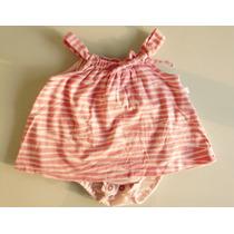 Vendo Lote De Vestidos Para Beba, Mimo !!!