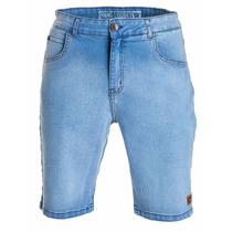 Bermuda Jeans Hang Loose Jeans Clear Masculina Original + Nf