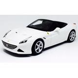 Miniatura De Ferrari California T Open Top Race 1:18 Burago
