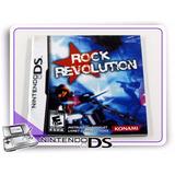 Ds Manual Rock Revolution Original Nintendo Ds