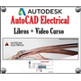 Libros De Autocad Electrical + Video Curso 2017